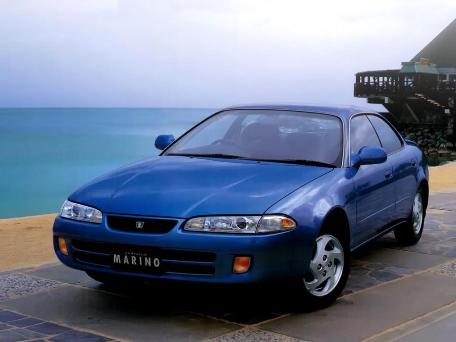 Toyota Sprinter Marino хардтоп, 1994–1998, 2 поколение - отзывы, фото и характеристики на Car.ru