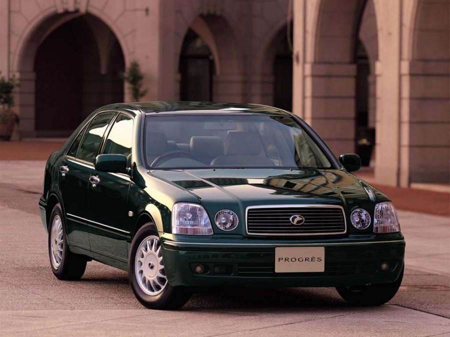 Toyota Progres седан, 2001–2007, 1 поколение [рестайлинг] - отзывы, фото и характеристики на Car.ru