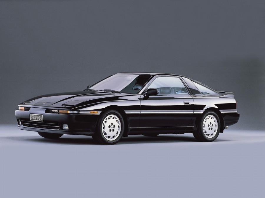 Toyota Supra купе, 1988–1992, Mark III [рестайлинг] - отзывы, фото и характеристики на Car.ru