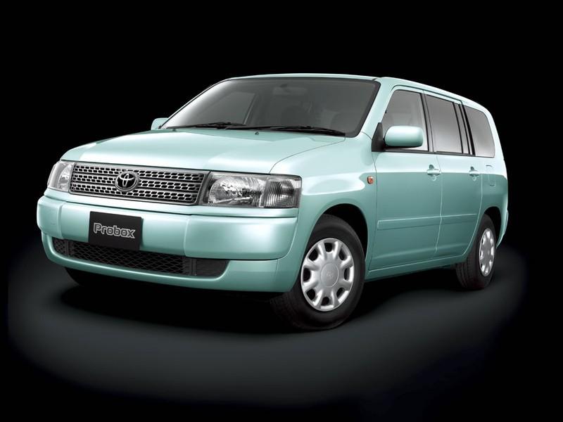 Toyota Probox универсал, 2002–2016, 1 поколение - отзывы, фото и характеристики на Car.ru