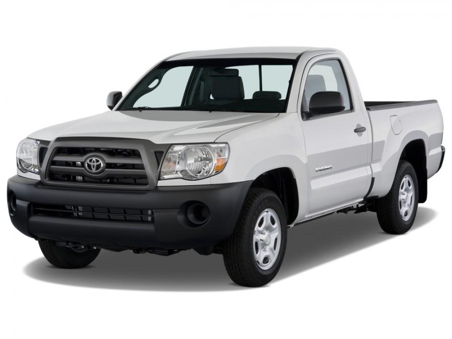 Toyota Tacoma Regular пикап 2-дв., 2005–2010, 2 поколение - отзывы, фото и характеристики на Car.ru