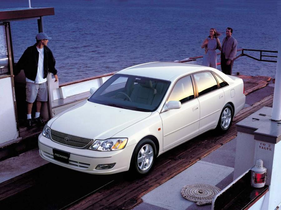 Toyota Pronard седан, 2000–2002, 1 поколение - отзывы, фото и характеристики на Car.ru