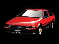 Toyota Sprinter Trueno, AE85/AE86, Хетчбэк, 1983–1987