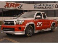 Toyota Tacoma, 2 поколение [рестайлинг], X-runner пикап 2-дв., 2010–2011