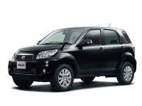 Toyota Rush, 1 поколение [рестайлинг], Кроссовер, 2008–2016