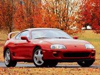 Toyota Supra, Mark IV, Купе, 1993–1996