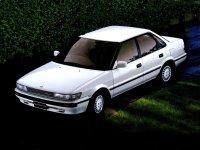 Toyota Sprinter, E90, Седан, 1989–1991