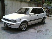 Toyota Starlet, 80 series, Хетчбэк 5-дв., 1989–1996
