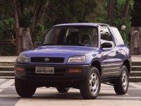 Toyota RAV4, 1 поколение, Кроссовер 3-дв., 1994–1998