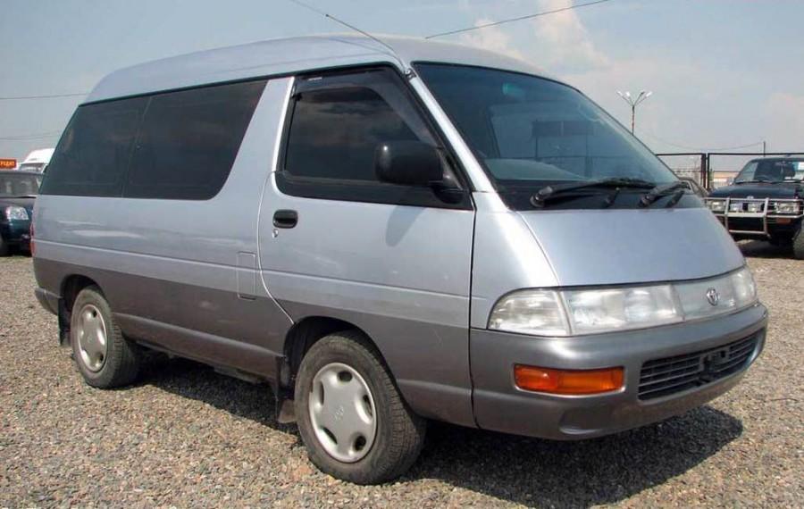 Toyota Town Ace минивэн, 1992–1996, 3 поколение - отзывы, фото и характеристики на Car.ru