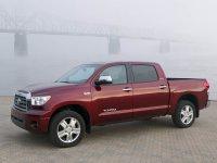 Toyota Tundra, 2 поколение, Crew max пикап 4-дв., 2007–2008