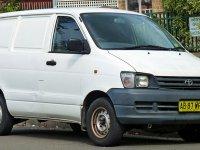 Toyota Town Ace, 4 поколение, Фургон, 1996–2008