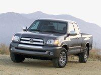 Toyota Tundra, 1 поколение [рестайлинг], Access cab пикап 4-дв., 2003–2006