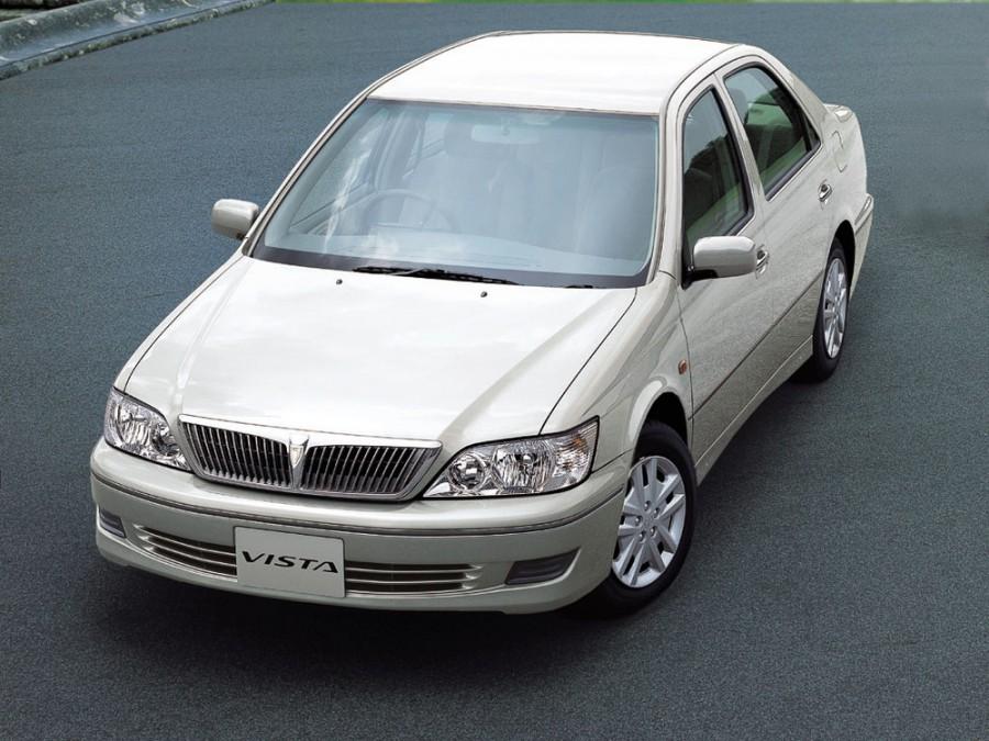 Toyota Vista седан, 1998–2003, V50 - отзывы, фото и характеристики на Car.ru