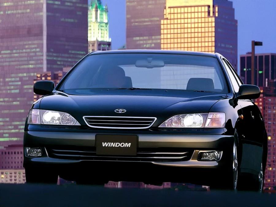 Toyota Windom седан, 1999–2001, MCV20 [рестайлинг] - отзывы, фото и характеристики на Car.ru