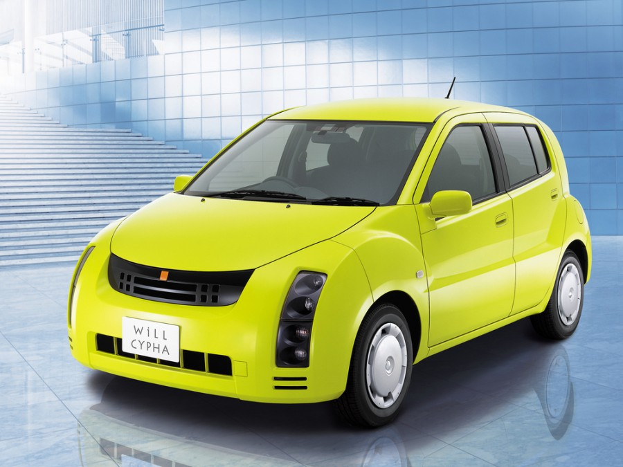 Toyota WiLL Cypha хетчбэк, 2002–2005, 1 поколение - отзывы, фото и характеристики на Car.ru