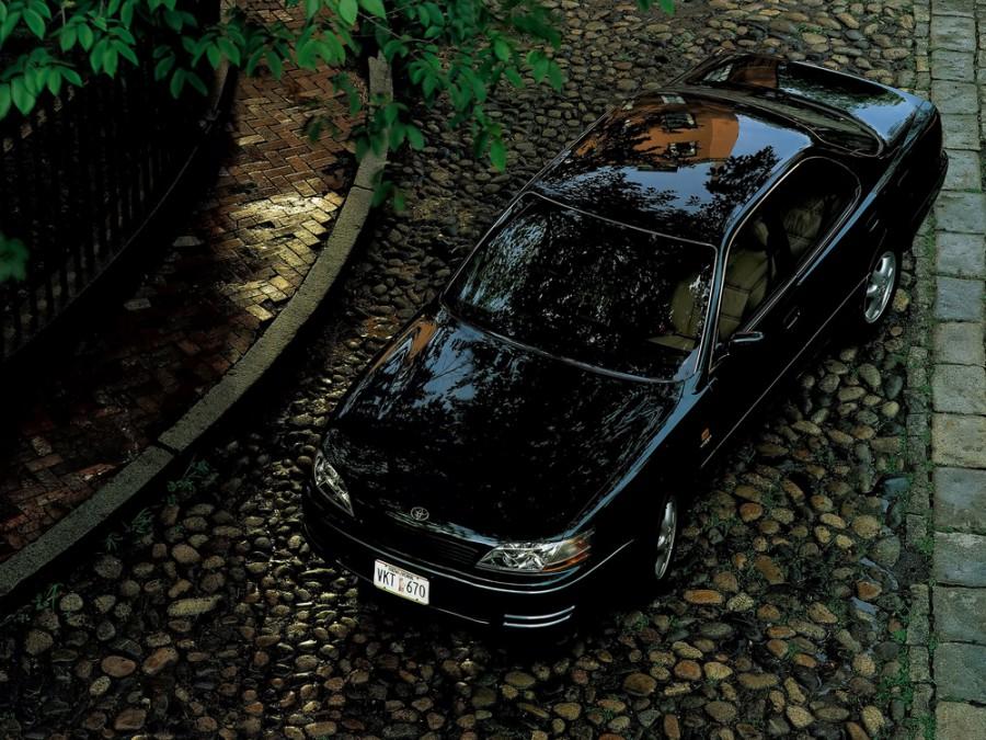 Toyota Windom седан, 1991–1995, СV10 - отзывы, фото и характеристики на Car.ru