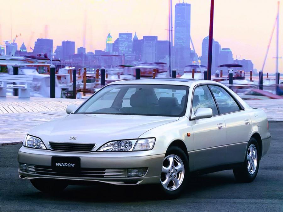 Toyota Windom седан, 1996–1999, MCV20 - отзывы, фото и характеристики на Car.ru