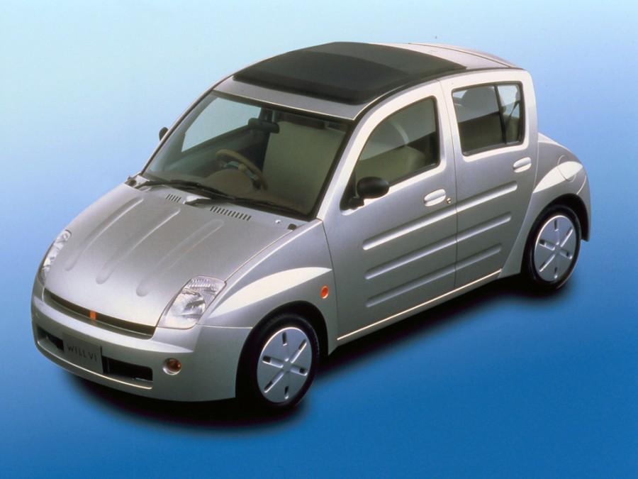 Toyota WiLL Vi седан, 2000–2001, 1 поколение - отзывы, фото и характеристики на Car.ru
