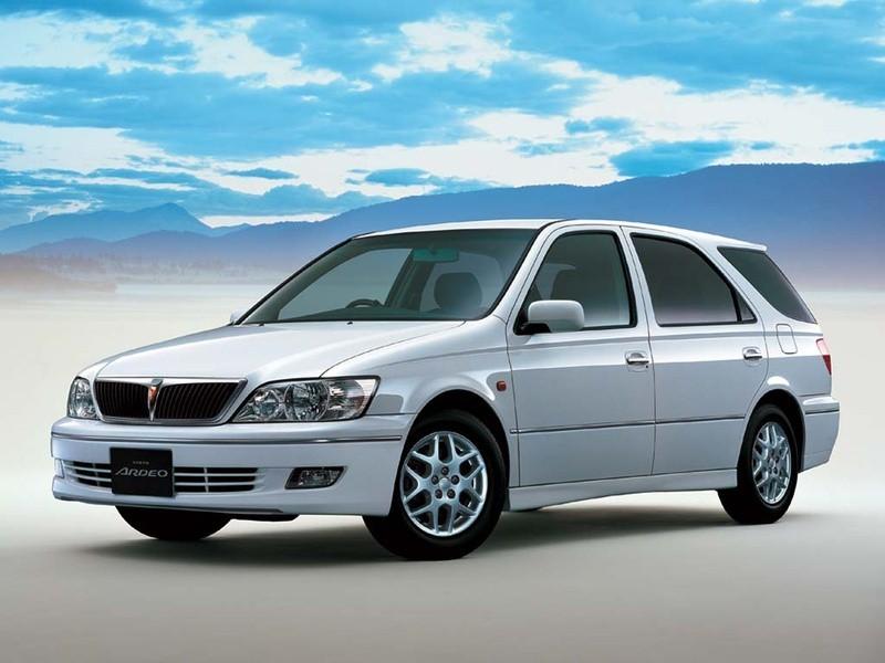 Toyota Vista Ardeo универсал, 1998–2003, V50 - отзывы, фото и характеристики на Car.ru