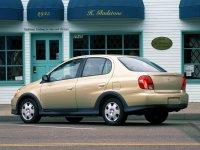 Toyota Yaris, P1, Седан, 1999–2003