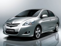 Toyota Vios, 2 поколение, Седан, 2006–2010