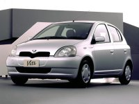 Toyota Vitz, XP10, Хетчбэк 5-дв., 1998–2002