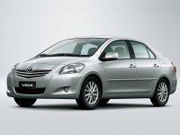 Toyota Vios, 2 поколение [рестайлинг], Седан, 2010–2016