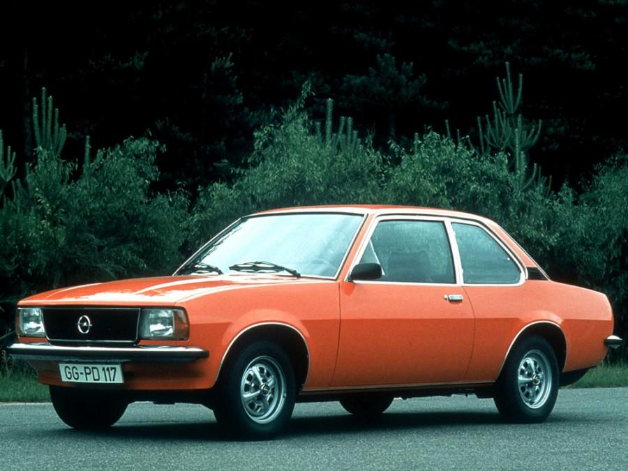 Opel Ascona седан 2-дв., 1975–1981, B - отзывы, фото и характеристики на Car.ru