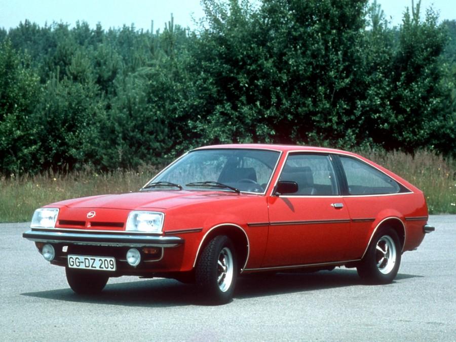 Opel Ascona Manta купе 3-дв., 1975–1981, B - отзывы, фото и характеристики на Car.ru