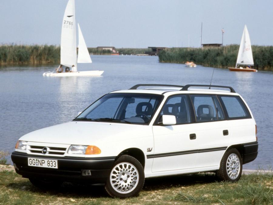 Opel Astra универсал, 1991–1994, F - отзывы, фото и характеристики на Car.ru