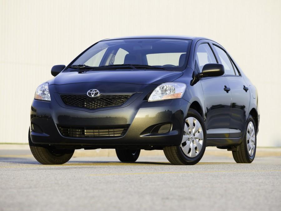 Toyota Yaris седан, 2005–2016, XP9 - отзывы, фото и характеристики на Car.ru