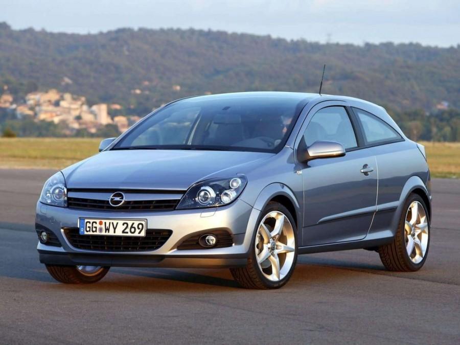Opel Astra GTC хетчбэк 3-дв., 2004–2011, H - отзывы, фото и характеристики на Car.ru