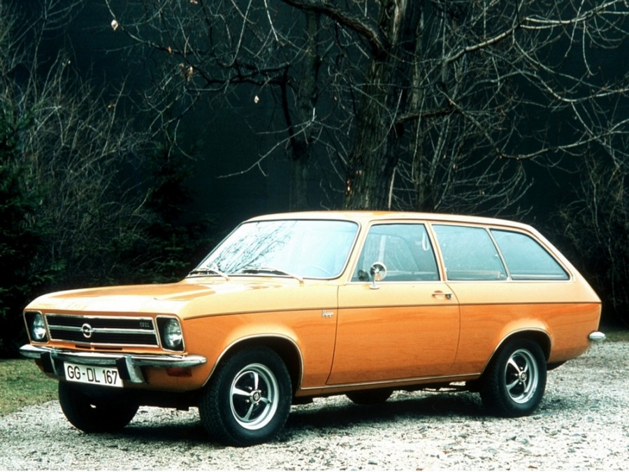 Opel Ascona универсал, 1970–1978, A - отзывы, фото и характеристики на Car.ru