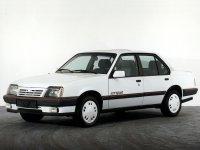 Opel Ascona, 3 поколение [2-й рестайлинг], Седан 4-дв.