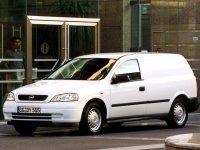 Opel Astra, G, Фургон, 1998–2009