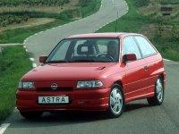 Opel Astra, F, Gsi хетчбэк 3-дв., 1991–1994