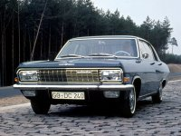 Opel Admiral, A, Седан