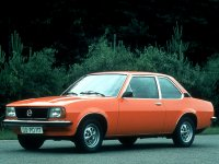 Opel Ascona, B, Седан 2-дв., 1975–1981