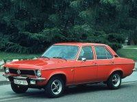 Opel Ascona, A, Седан 4-дв., 1970–1978