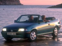 Opel Astra, F, Кабриолет, 1991–1994