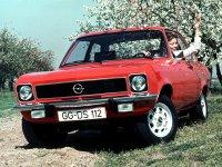 Opel Ascona, A, Седан 2-дв., 1970–1978