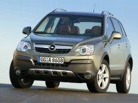 Opel Antara, 1 поколение, Кроссовер, 2006–2011