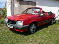 Opel Ascona, 3 поколение [2-й рестайлинг], Кабриолет