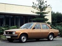 Opel Ascona, B, Седан 4-дв., 1975–1981