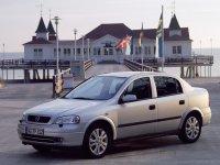 Opel Astra, G, Седан 4-дв., 1998–2009