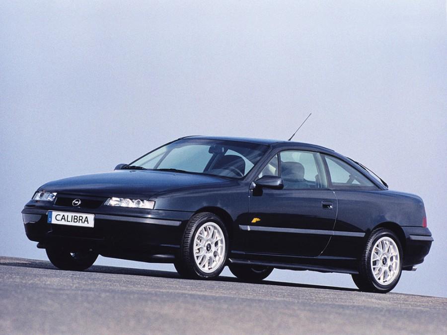 Opel Calibra купе, 1994–1997, 1 поколение [рестайлинг] - отзывы, фото и характеристики на Car.ru