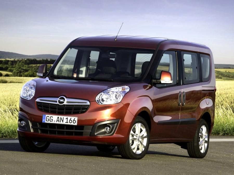 Opel Combo Tour минивэн, 2011–2016, D - отзывы, фото и характеристики на Car.ru