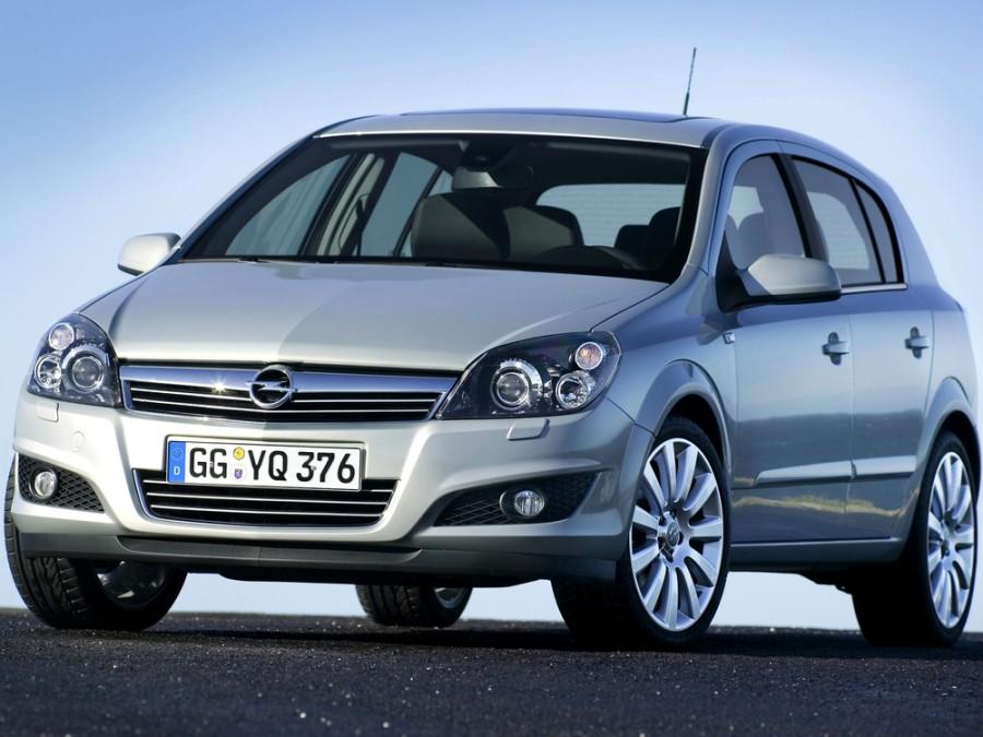Opel Astra хетчбэк 5-дв., 2007–2015, Family/H [рестайлинг] - отзывы, фото и характеристики на Car.ru