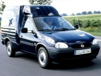Opel Combo, B, Фургон, 1993–2001